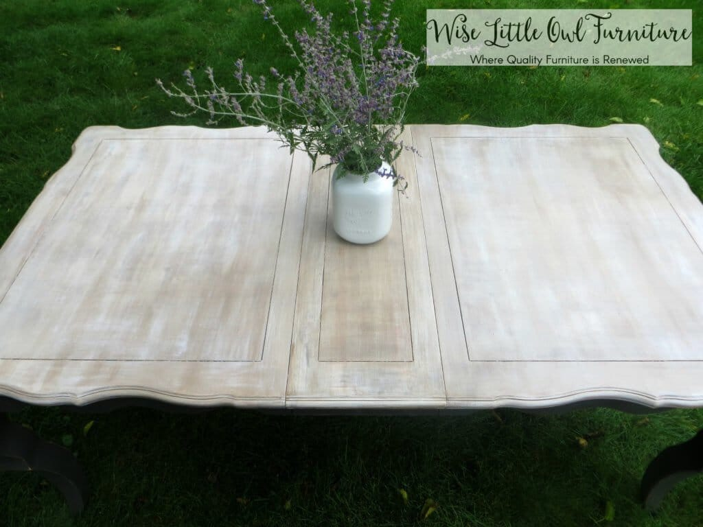 old world dining table top