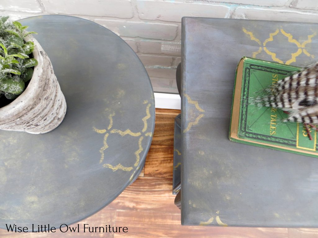 accent table tops