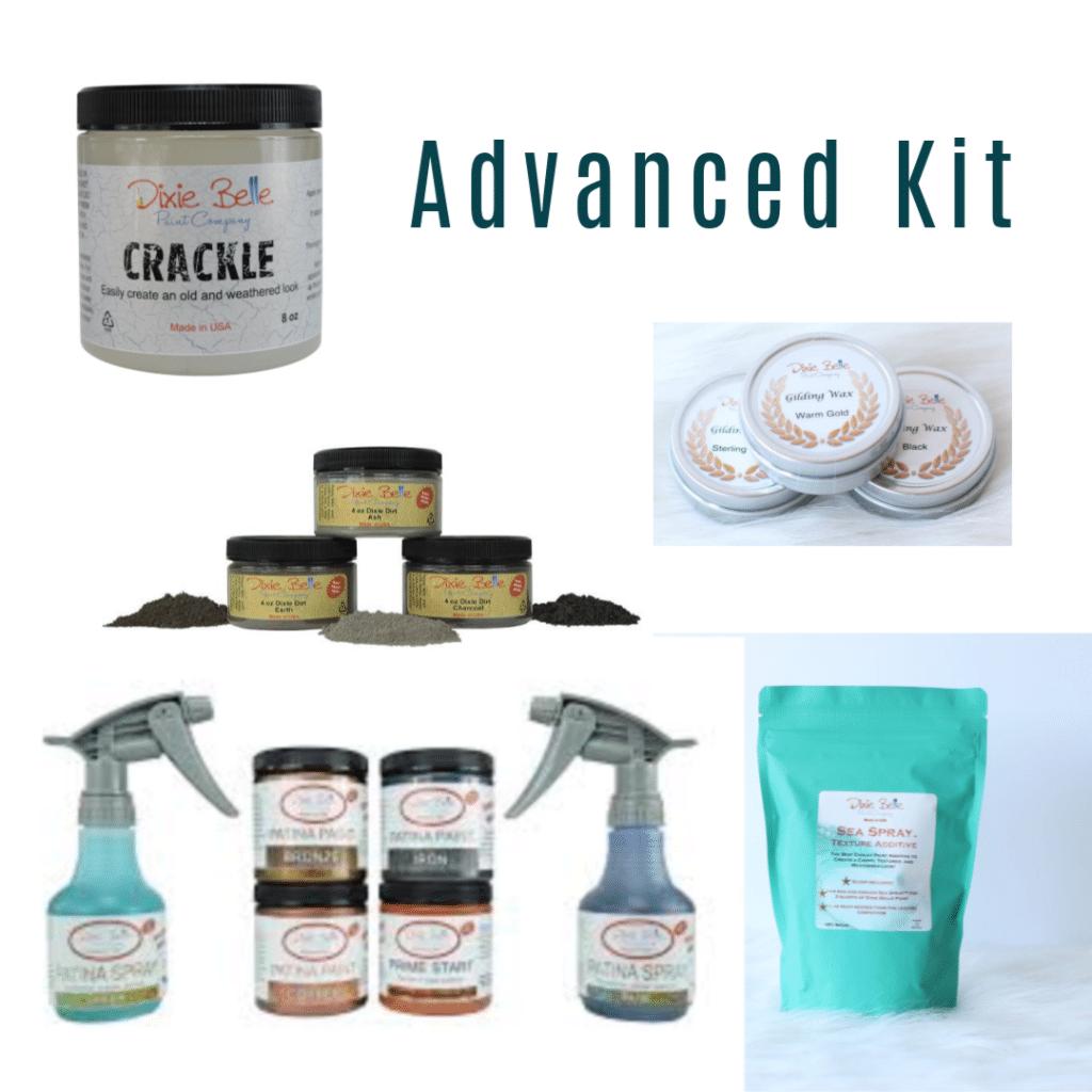 advanced paint kit