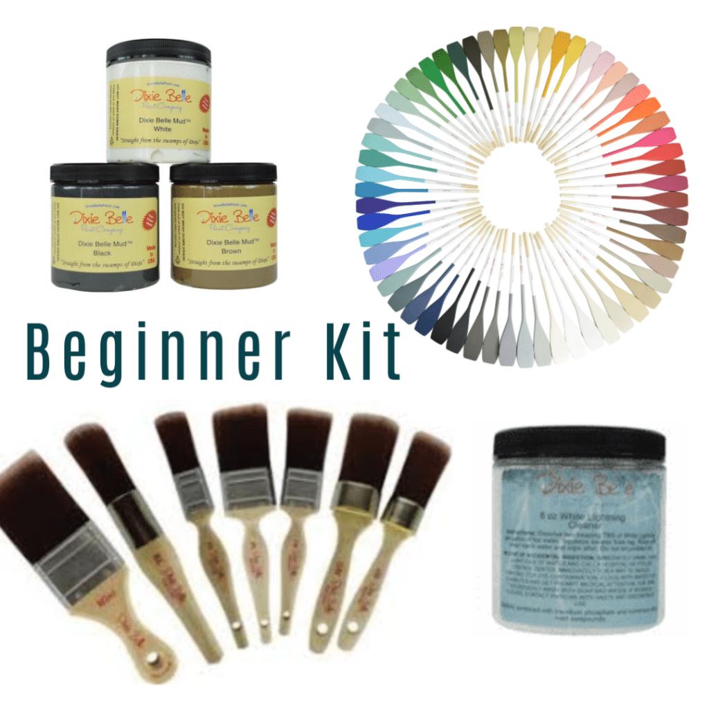 beginner painting kit