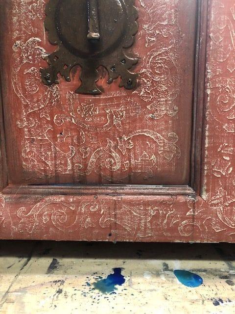 sw boho rusting hardware