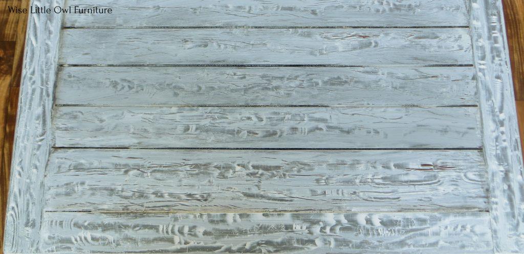 wood grain coffee table top