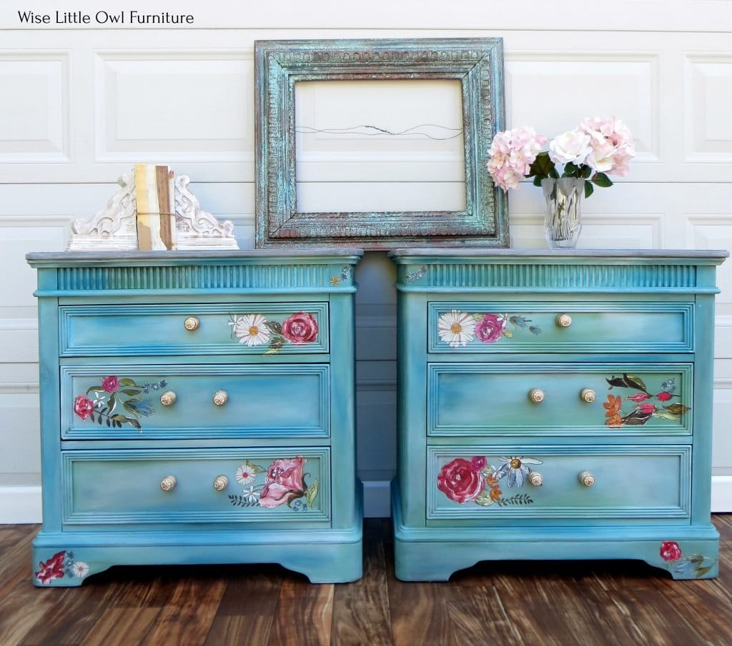 blue-green night stands front2
