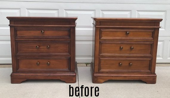 night stands before