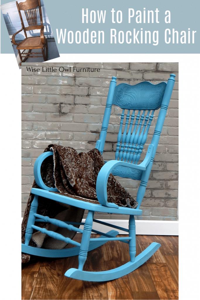 Rocking Chair pin
