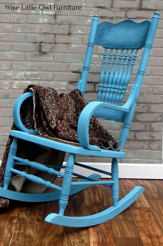 rocking chair right side