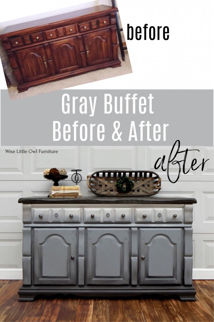 gray buffet pin