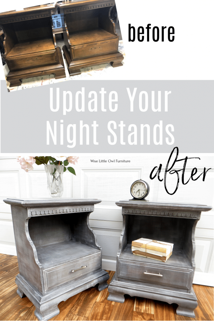 update your night stands Pin