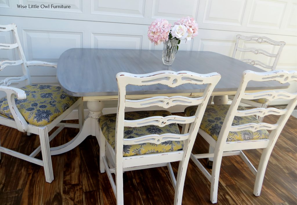 dining set right angle