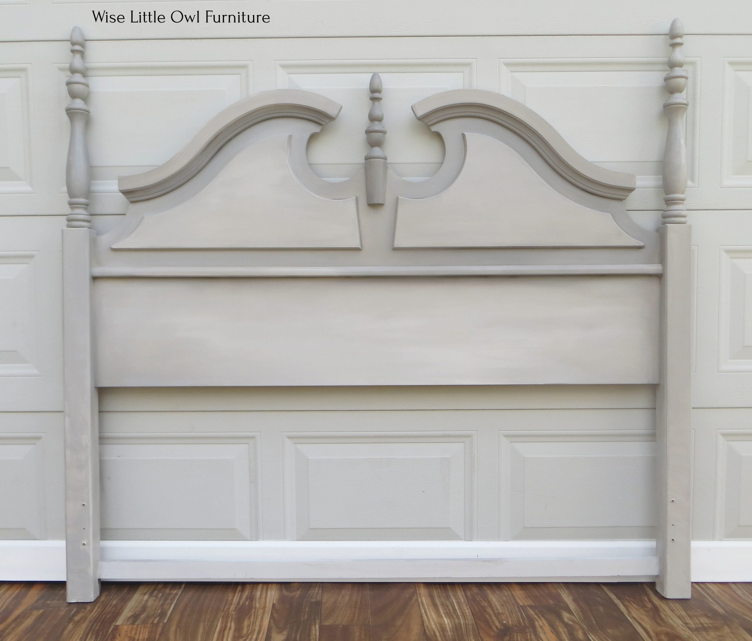Painting A Headboard Wise Little Owl Furniture