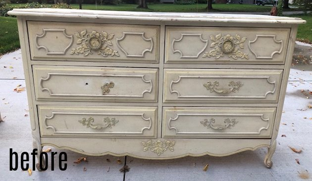french provincial dresser 2