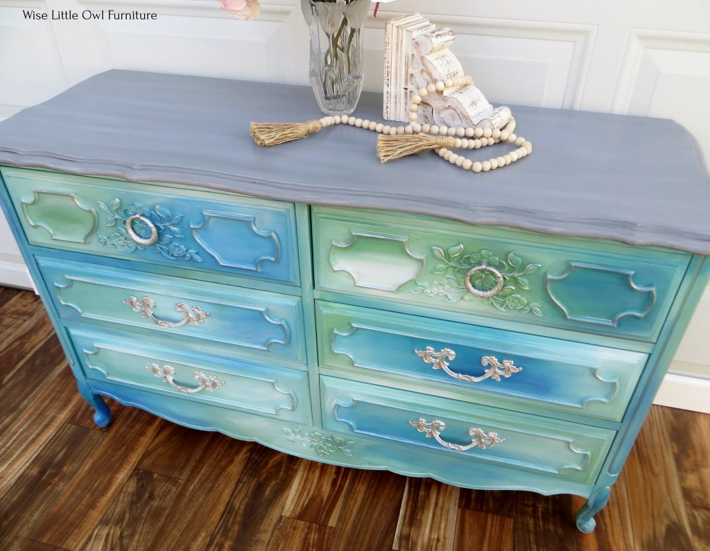 french provincial dresser 2 angle